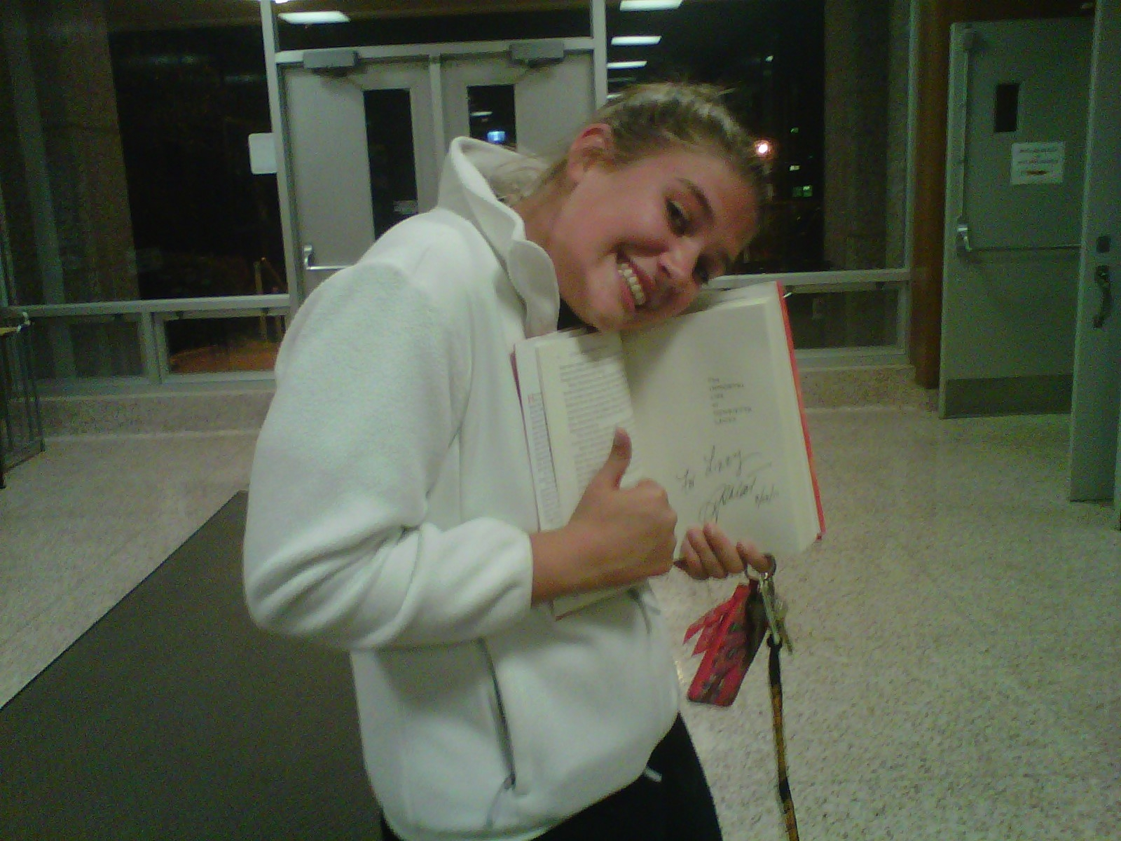 rebecca skloot st bonaventure freshman elizabeth johnson loves the immortal life of henrietta lacks