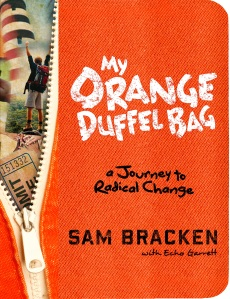 My Orange Duffel Bag HC